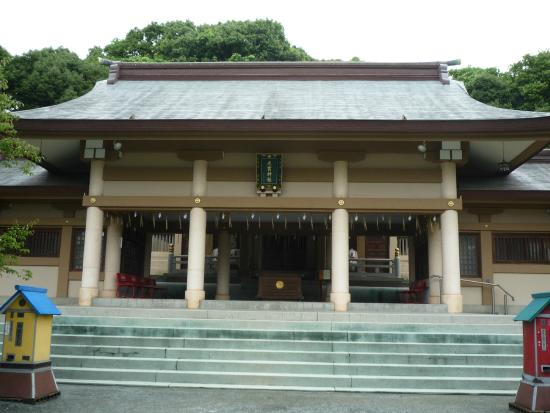 Terumo Shrine