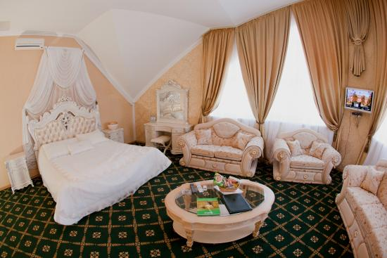 Hotel Adijuh Palace: Номер для Молодожён