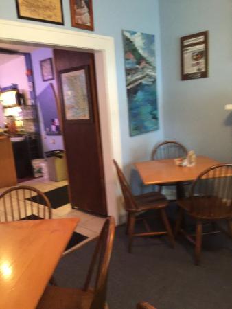 Backfin Blue Cafe : Backfin Blue