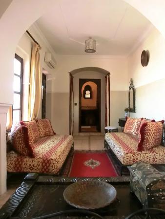 Riad Yamsara: Chambre