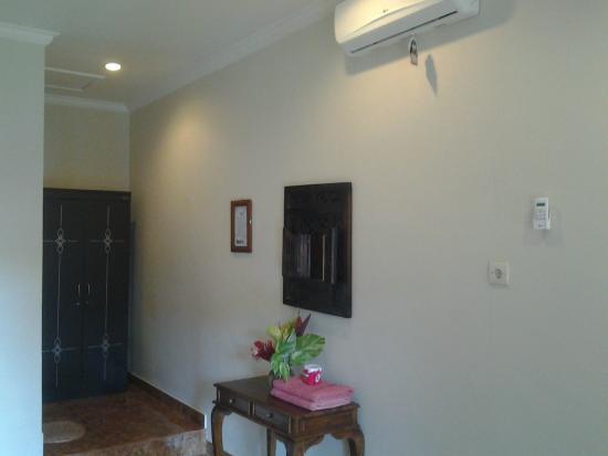 Puri Bali Hotel: view room
