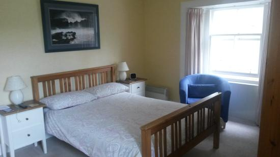 13 Palace Road: Double Room