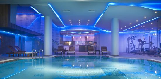 Pernera Beach Hotel: AURA SPA & GYM