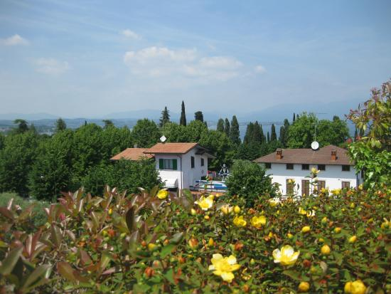 Admiral Hotel Villa Erme: озеро Гарда