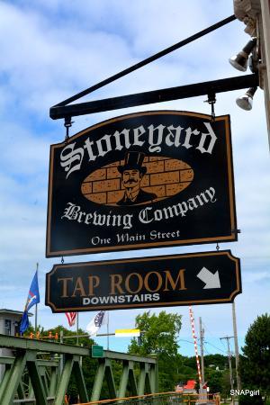 Stoneyard Bar and Grill : Stoneyard