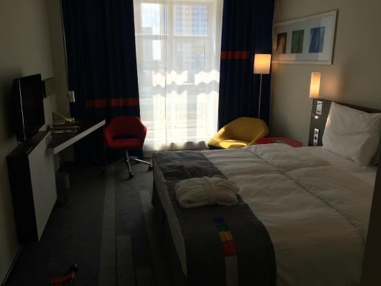 Park Inn by Radisson Hotel Astana: Room