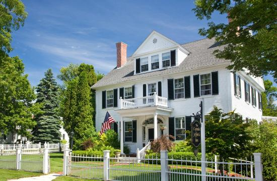 Photo of Captain Jefferds Inn Kennebunkport