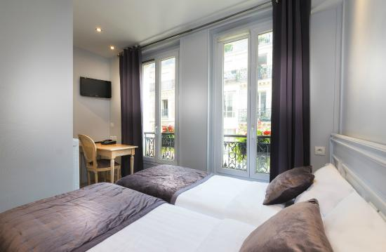 Hotel du Bresil: Chambre