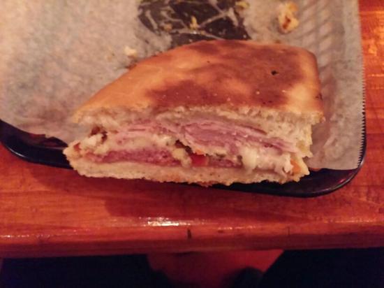 Goober's 52: The Muffaleta sandwich