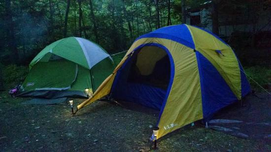 Duck Puddle Campground: Site #68