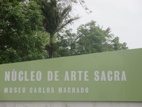 Nucleo de Arte Sacra do Museu Carlos Machado