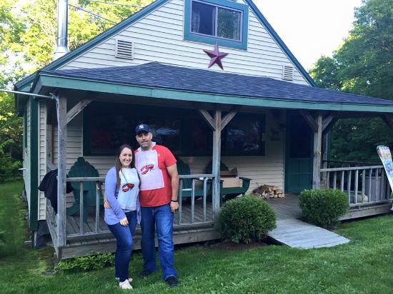 Wilson Pond Camps: Wilson Pond Cabin