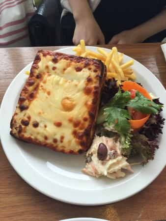 Water Of Leith Cafe Bistro Menu