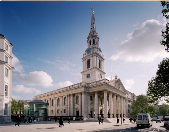 ‪St Martin-in-the-Fields‬