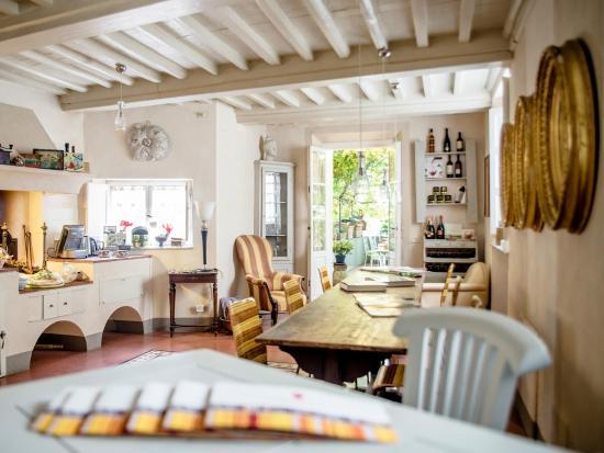 Locanda Sant'Agostino Maison de Charme: Ingresso - reception