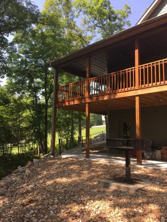 Bass River Resort: Back of Hickory Hollow