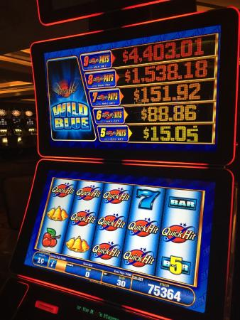 New penny slots las vegas what are the odds at a blackjack table