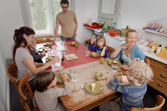Kurhaus Berguen: Ferienwohnungen für Familien