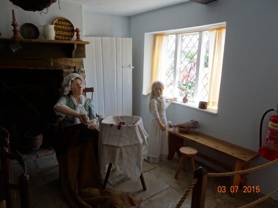Buckler's Hard: Shipwright`s Cottage