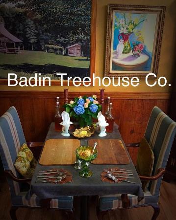 Badin, NC: Dining