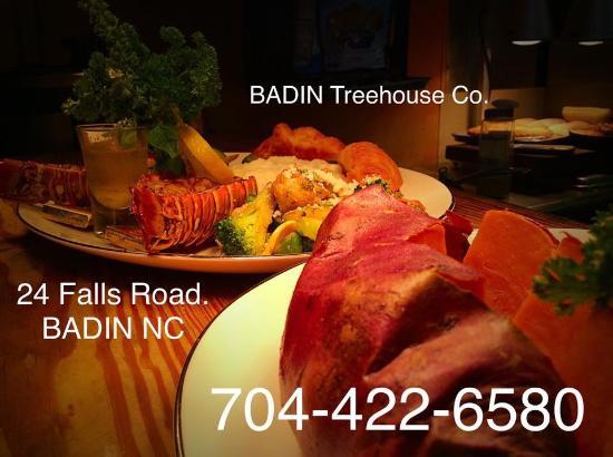 Badin treehouse