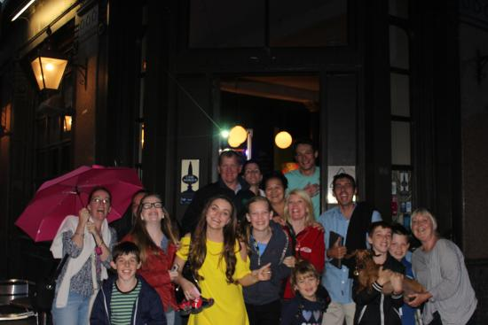 The Goldsmith: A fun night out at good old London pub