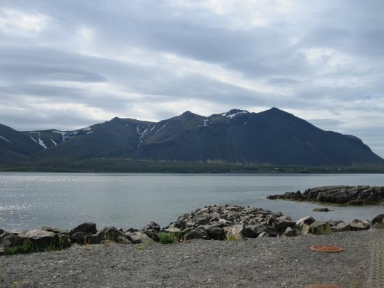Borgarnes, أيسلندا: Гора