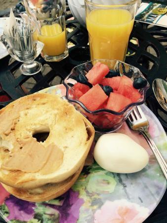 Market Street Inn: breakfast