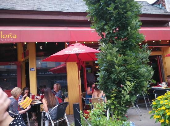BARcelona Tapas Restaurant: Closer look