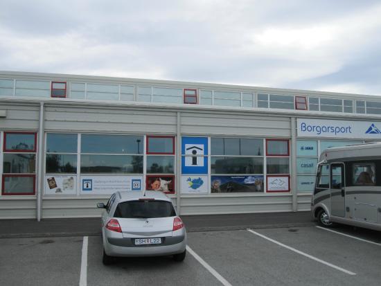 Borgarnes Regional Information Centre