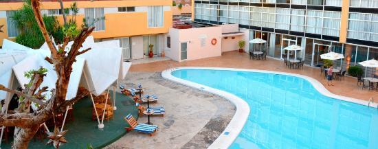 Maria del Carmen Hotel: Alberca