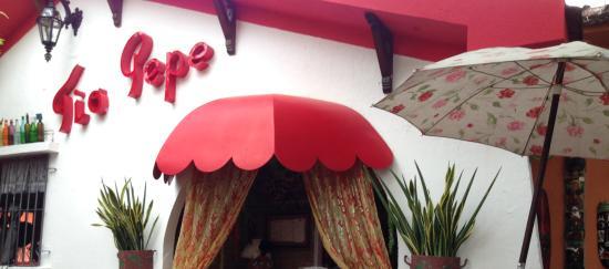 Tio Pepe Restaurant: Entrada do Restaurante
