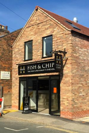 Harpers Fish & Chips Anlaby