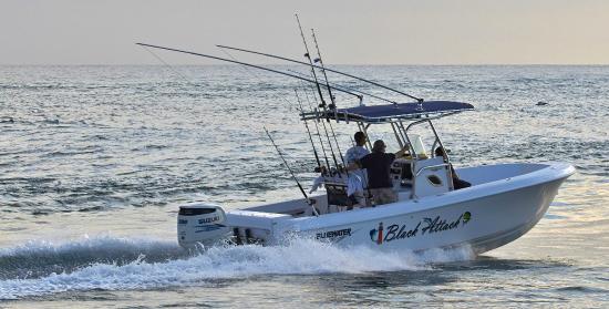 Jupiter, FL: Black Attack Fishing