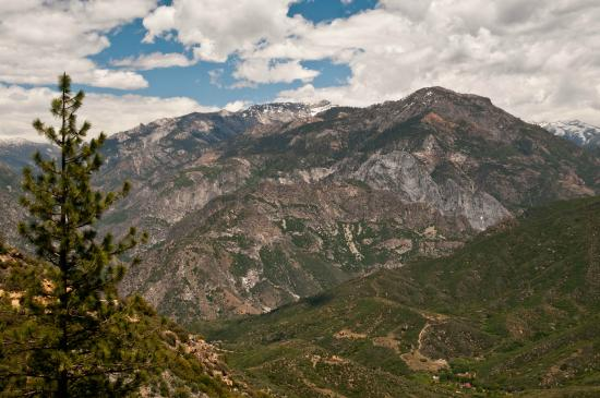 Panoramic Point : Kings Canyon