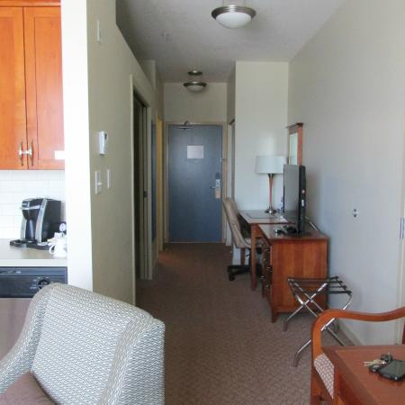 BEST WESTERN PLUS Chemainus Inn: Plenty of room