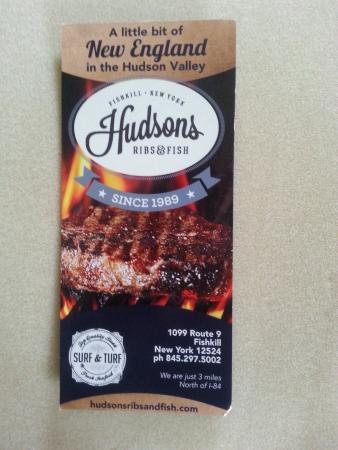 Hudson's Ribs & Fish: photo0.jpg