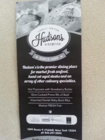 Hudson's Ribs & Fish: photo1.jpg
