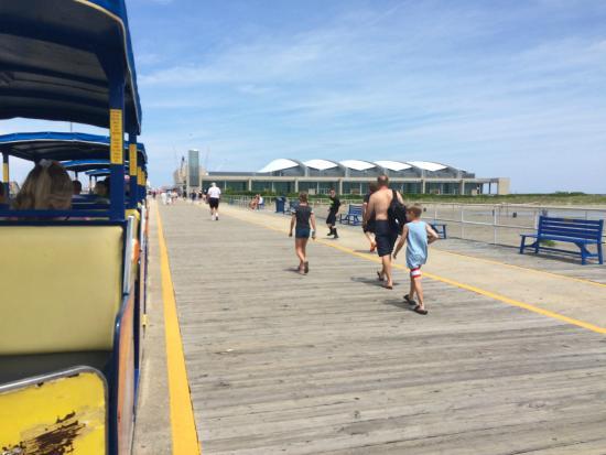Lotus Inn: Wildwood Boardwalk