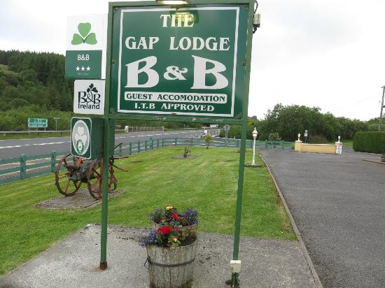 The Gap Lodge: Here we are