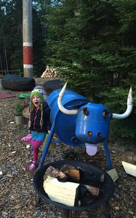 Ellsworth, ME: Babe the Blue Ox