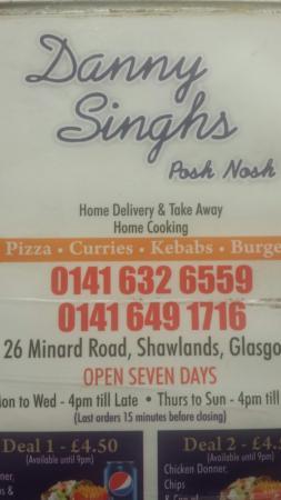Danny Singh's