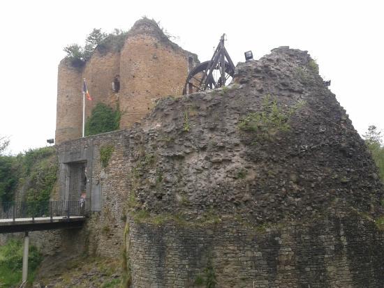 Chateau de Franchimont : Franchimont