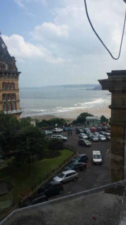St. Nicholas Lodge: View from room 11