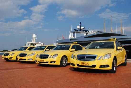 ATS - Athens Taxi Services