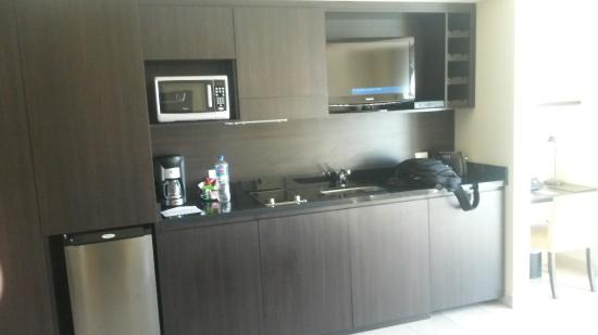 Palermo Place by P Hotels: Cocina equipada