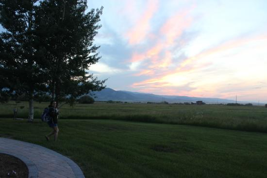 Victor sunset