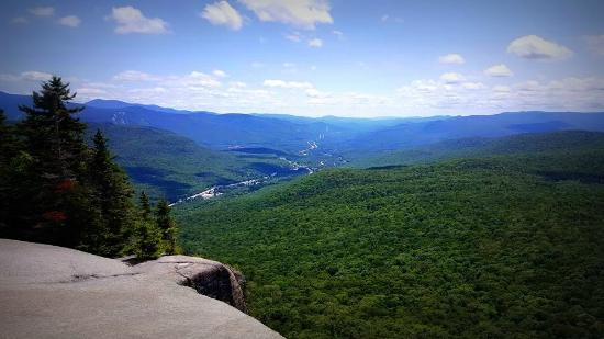 Indian Head Resort View From The Mt Pemigewasset Cottage LR