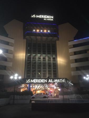 "Le Meridien Al Hada: Front view at night   Ramadan Iftar ""breakfast"""