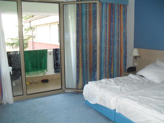 Remisens Hotel Lucija: vista